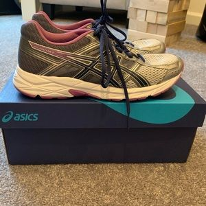 ASICS gel contend running sneaker - women's 7.5